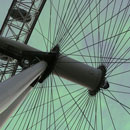 Millenium Wheel, London, England